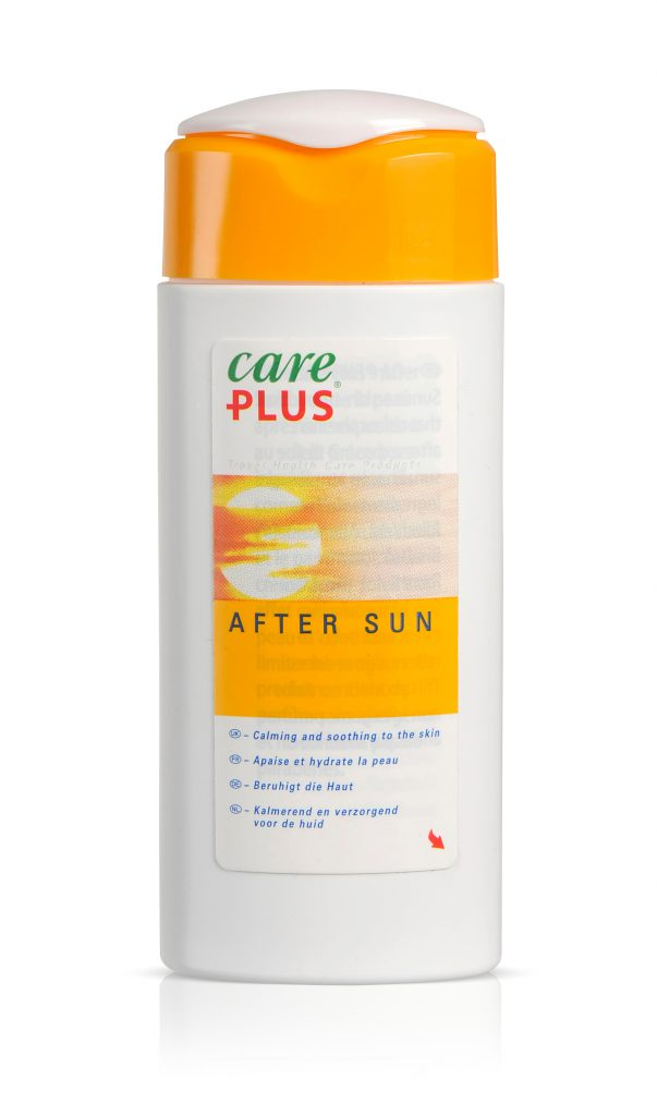 zonbeschermingsproducten - Care Plus® After Sun