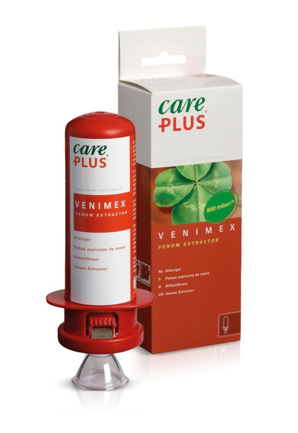 Care Plus Venimex Gifzuiger