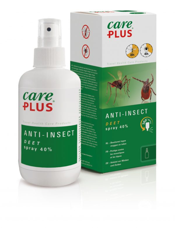 Anti-Insect Deet 40% spray, 60 ml