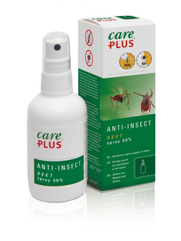 Anti-Insect Deet 50% spray, 60 ml