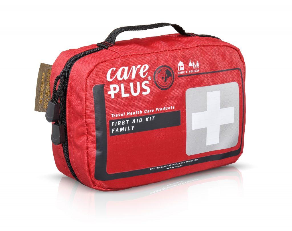producten voor tijdens noodsituaties - First Aid Kit - Family