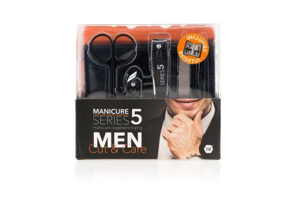 Manicure set voor mannen