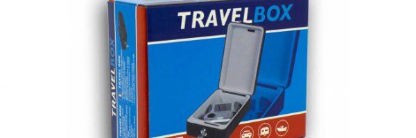 Profeit Travelbox - Compacte kluis - Verpakking
