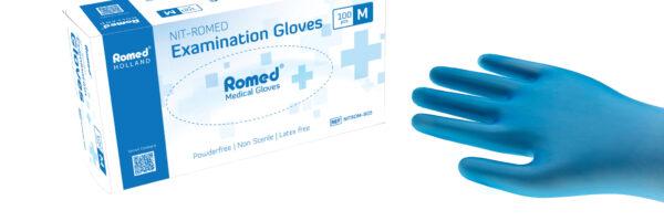 Nit-Romed medische onderzoekshandschoenen